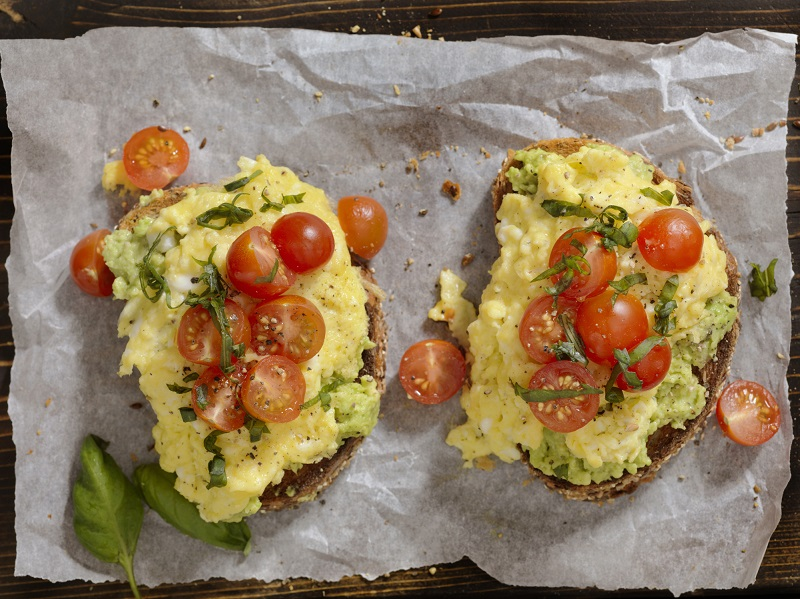 avocado egg salad sandwich recipe