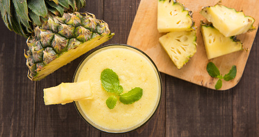 Why Are Smoothies Good for You Healthy Pineapple Mango Smoothie